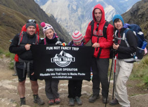Sacred Valley tour & Short Inca Trail 3d / 2n