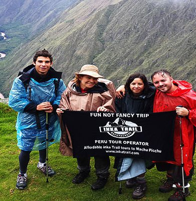 4 Day Inca Trail with an Extra Night in Aguas Calientes