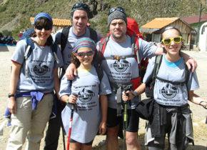 Classic Inca Trail to Machu Picchu including a Personal Porter 6(kg)