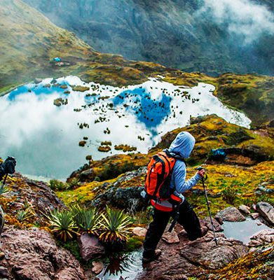 Caminata Salkantay a Machu Picchu Trek 5 días / 4 noches