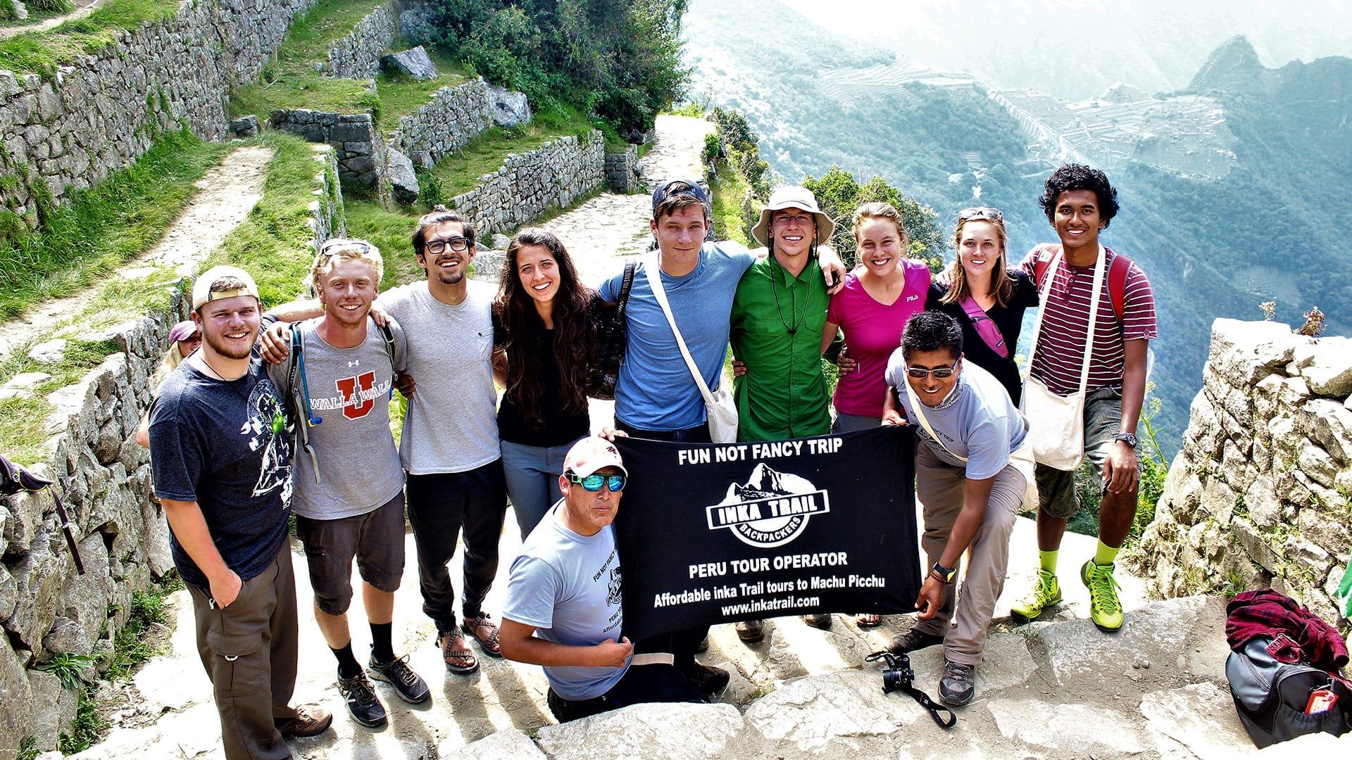 salkantay trekking tour buchen peru